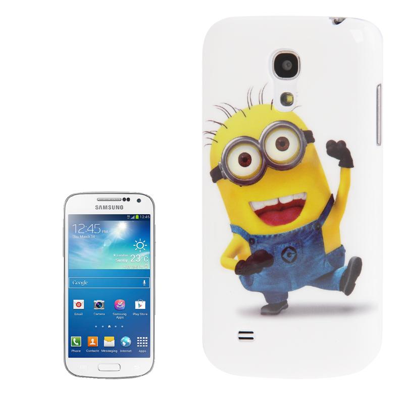 ... nl Producten Samsung Galaxy S4 Mini, Hard Case met Afbeelding, Minions