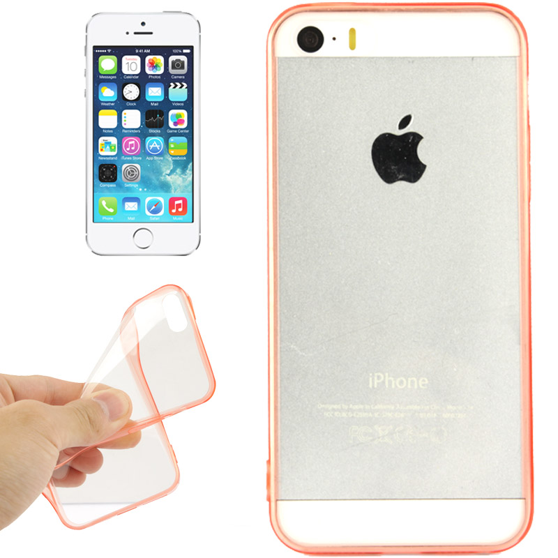 how much is an iphone 5 iphone 5 5s transparante flexibele met tpu bumper 2446
