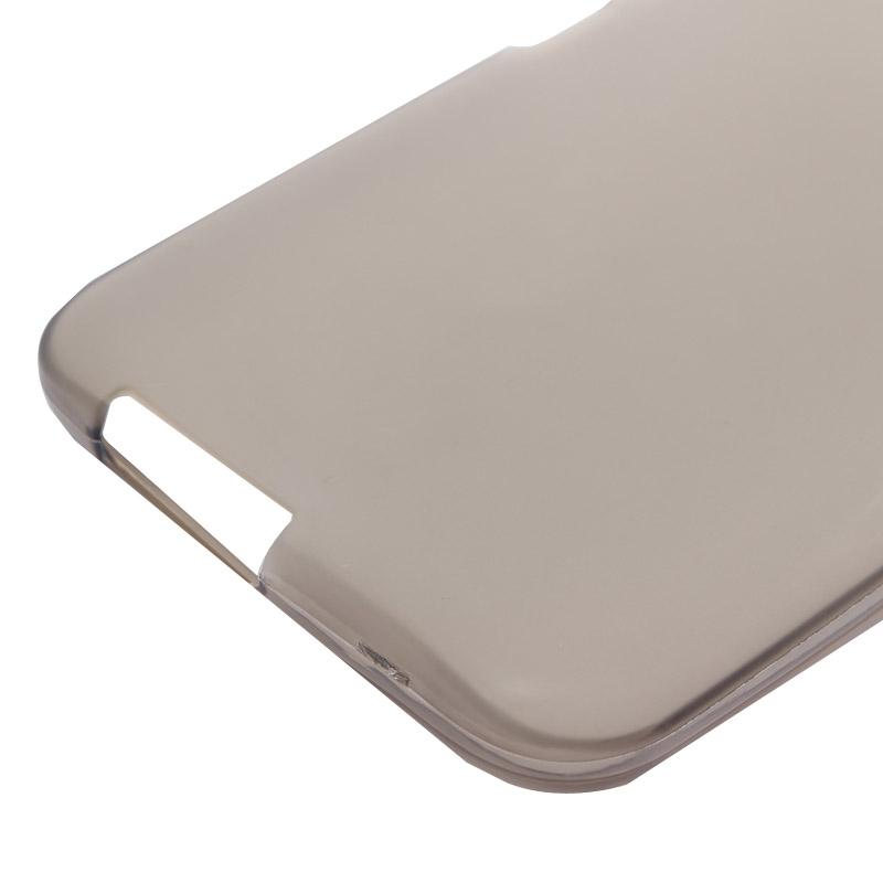 Htc one m9 gekleurde flexibele case grijs - Grijs gekleurde ...